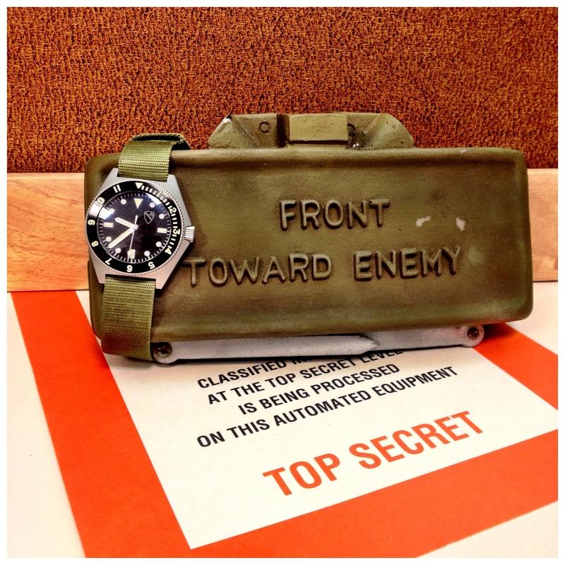 DESK WARFARE...Cav-1 at the Pentagon
